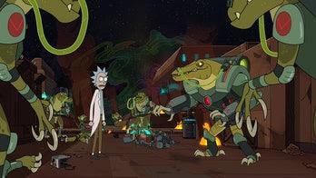 Rick y Morty 5x08 Latino Online