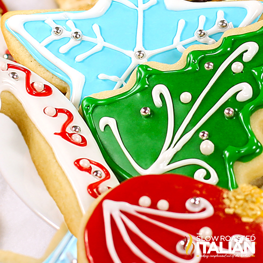 Best Tasting Sugar Cookie Icing
