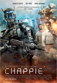 Download Chappie BDRip AVI Dual Áudio + RMVB Dublado