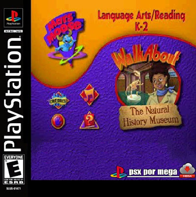 descargar mars mouse adventure walkabout 1 : the natural history museum psx mega