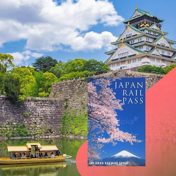 Japan Rail Pass: Kartu Ajaib Liburan di Jepang
