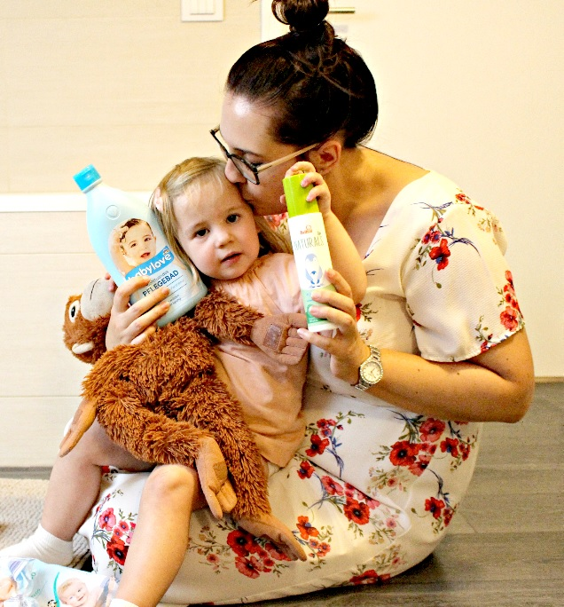 mommy talk beauty empties peuter editie