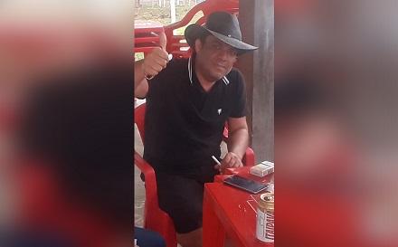 Laércio Cigano é acusado de matar comerciante Danilo.