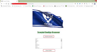 Scorpiol Wordpress Ayırıcı Shell