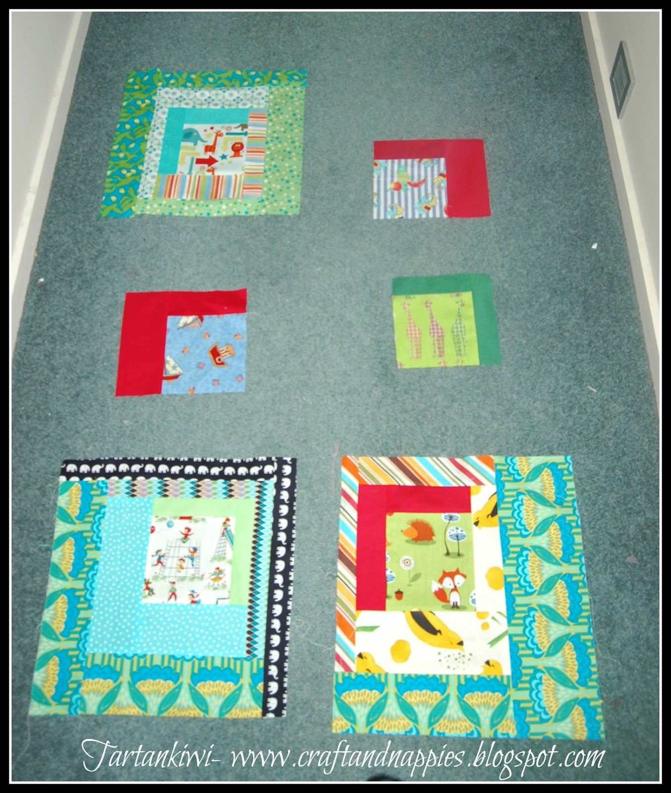 Scallywag Quilt Pattern