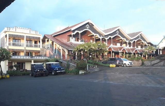 Hotel Lava View Lodge, penginapan dekat gunung bromo, penginapan malang