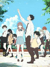 فيلم الانمي Koe no Katachi مترجم تحميل و مشاهدة