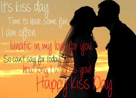 kiss day 2017 Hd image