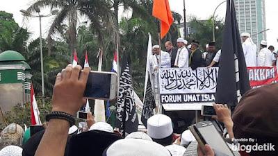 Habib Rizieq: Berhentikan dan Penjarakan Ahok