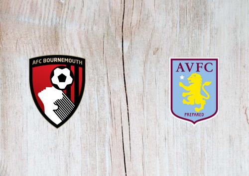 AFC Bournemouth vs Aston Villa -Highlights 1 February 2020