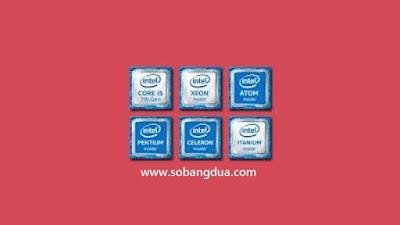 Daftar Processor Intel dari Yang Terendah Sampai Tertinggi