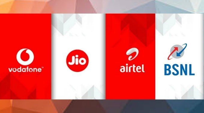 Best 5 - One Year 3G/4G Recharge Plans In India