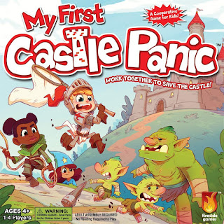 Opiniones de My First Castle Panic the board game