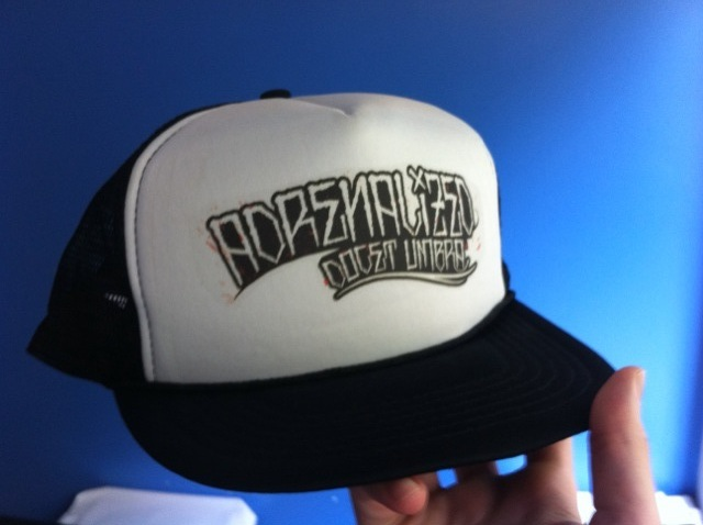 <center>Last day to win the Adrenalized cap</center>