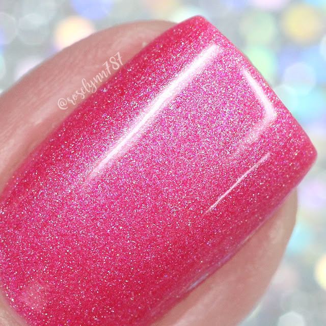 Poetry Cowgirl Nail Polish - Prickly Pear Margarita