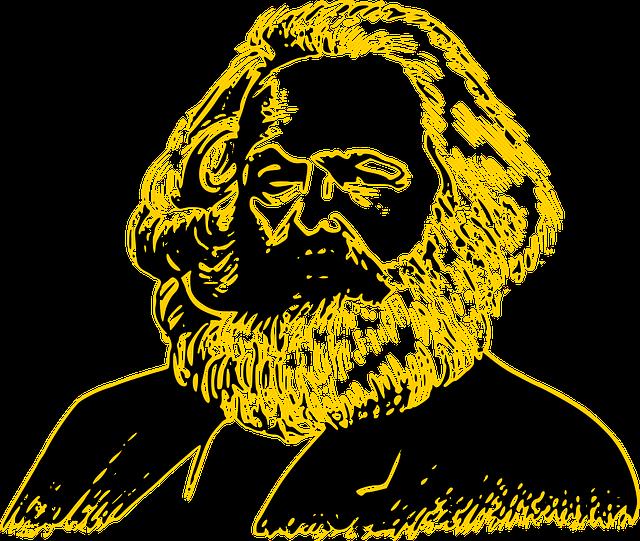 Crítica a la filosofía de Carlos Marx y Bertrand Russell por Victor salmerón