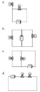 ilustrasi rangkaian listrik kelas 6 sd