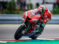 Danilo Petrucci Disappointed Failed to Break the Big 5 in the 2019 Season