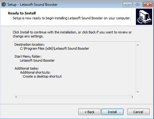 Hướng dẫn cài đặt Sound Booster chi tiết bằng hình ảnh g