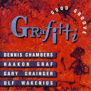 Haakon Graf Band - 1993 - Grafitti