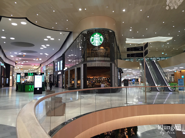 Starbucks in Mall of Scandinavia