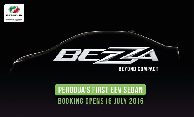 Harga Perodua Bezza