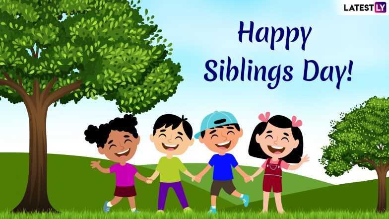 Quotes To Celebrate Your Brothers And Sisters English Hindi National Siblings Day 2019 Hdfilmywap48 2020 Filmywap Website Movies News Filmywap Latest News