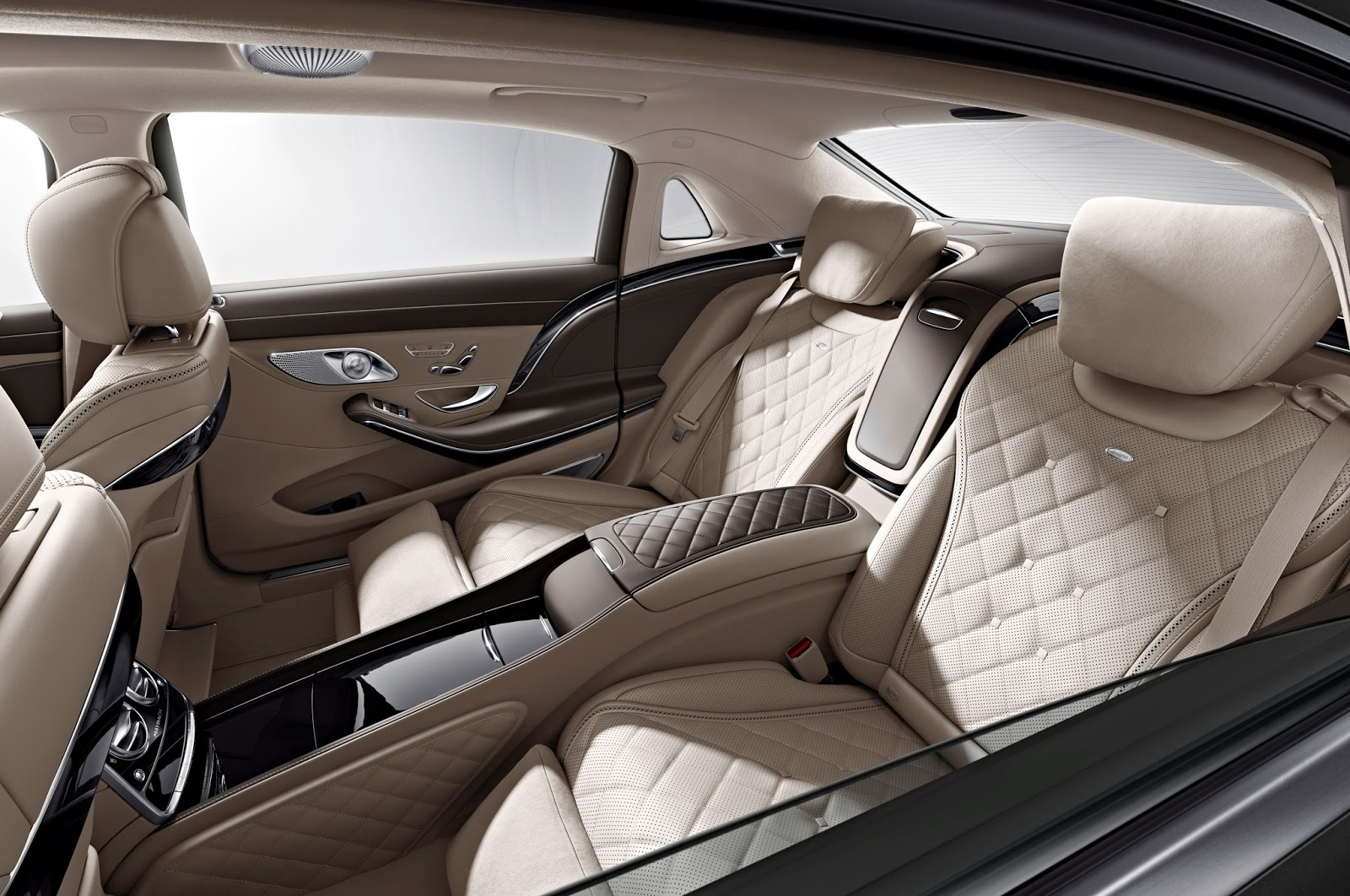 Mercedes Maybach S550 An Overview Of Pres Buhari S Official Car Photos
