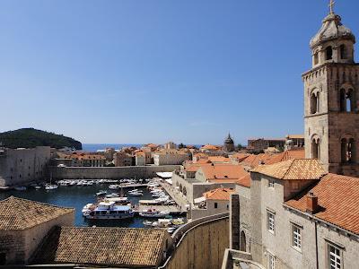クロアチアのドブロブニクの写真