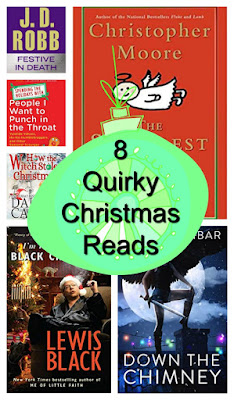 8 Quirky Christmas Reads, something a little different for this holiday season