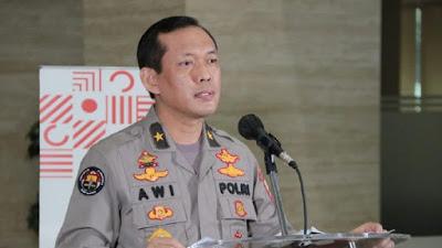 Polisi Patroli Siber, Sisir Baliho Digital Habib Rizieq di Medsos