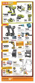 Home Depot Flyer September 21 - 27, 2017