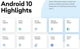 أندرويد 10 Android 10