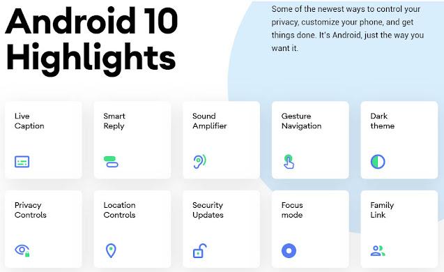 16 ميزة تعتبر من أهم مميزات نظام أندرويد 10 Android 10,أندرويد 10, Android 10, نظام أندرويد 10, مميزات نظام أندرويد 10, اندرويد 10 سامسونج, جوجل, قوقل, Android 10 Q, أندرويد باي, سامسونج, بيكسل, Pixel, Google,اندرويد10,Android10