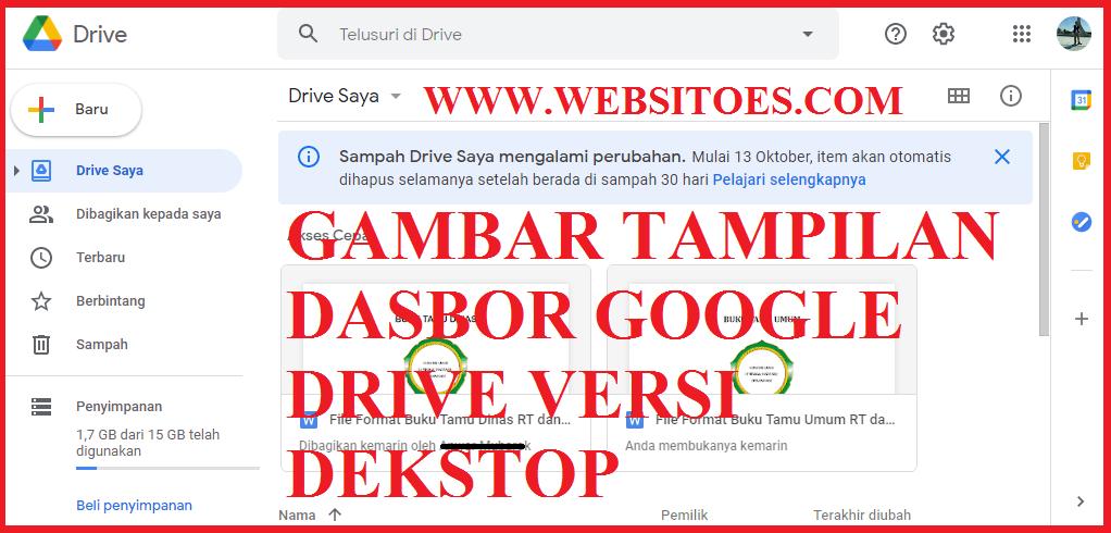 mengenal-dasbor-google-drive-versi-dekstop