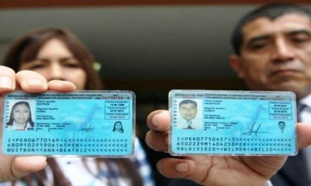 Reniec: más de 6 millones de peruanos tienen el DNI caducado en este momento