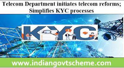 Simplifies KYC processes