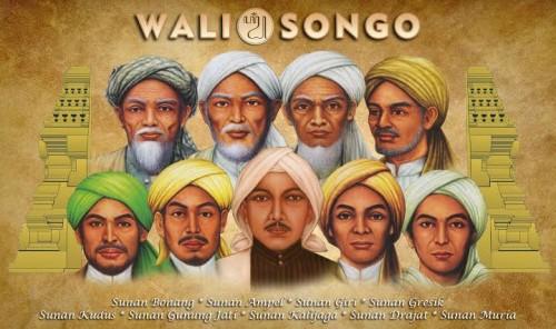 Peranan Wali Songo Dalam Proses Islamisasi di Indonesia