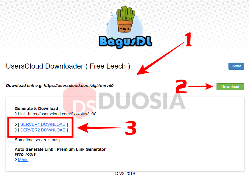 cara download usercloud di uc browser