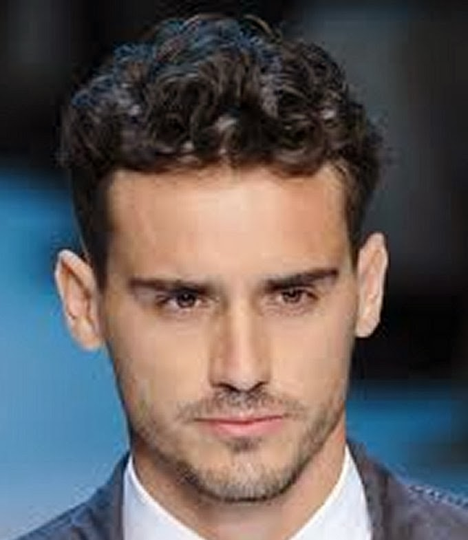 best curly hairstyles for men best haircuts men with curly