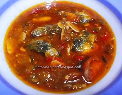 Cara Memasak Sarden Ikan Kaleng Resep Pedas