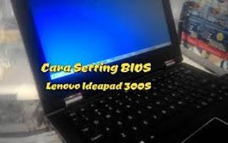 Laptop Ideapad Merk Lenovo 300S