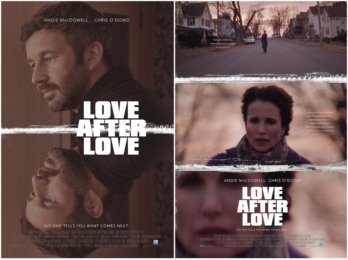 Andie Macdowell Nude In Love After Love entertainment for a living : march 2018