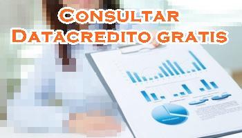 Consultar DataCrédito gratis por medios escritos