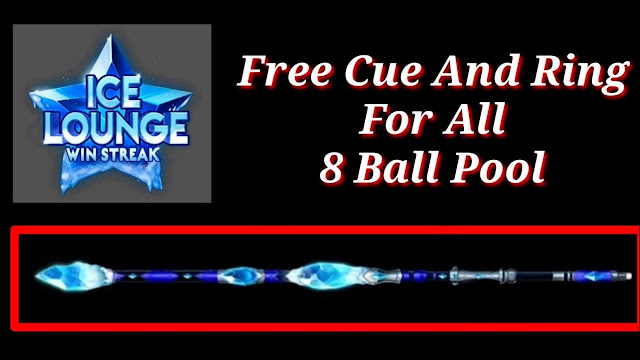 Free Ice Lounge cue