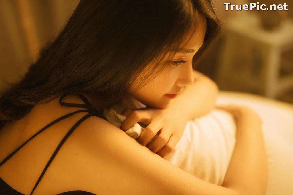 Image Vietnamese Hot Girl - Nguyen Hoang Kieu Trinh - My Black Angel - TruePic.net - Picture-14