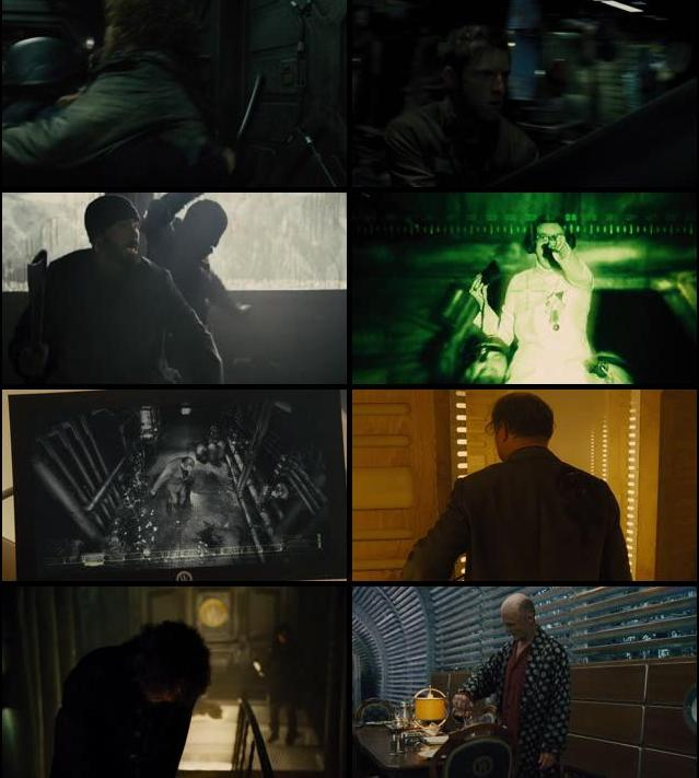 Snowpiercer 2013 Dual Audio Hindi 720p BluRay
