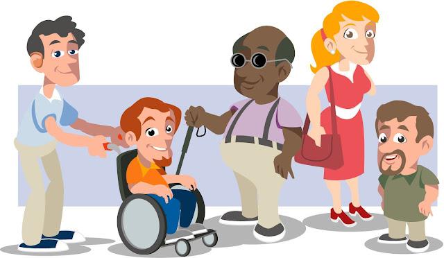 Direitos das Pessoas com Deficiência. Não fique de fora!!!