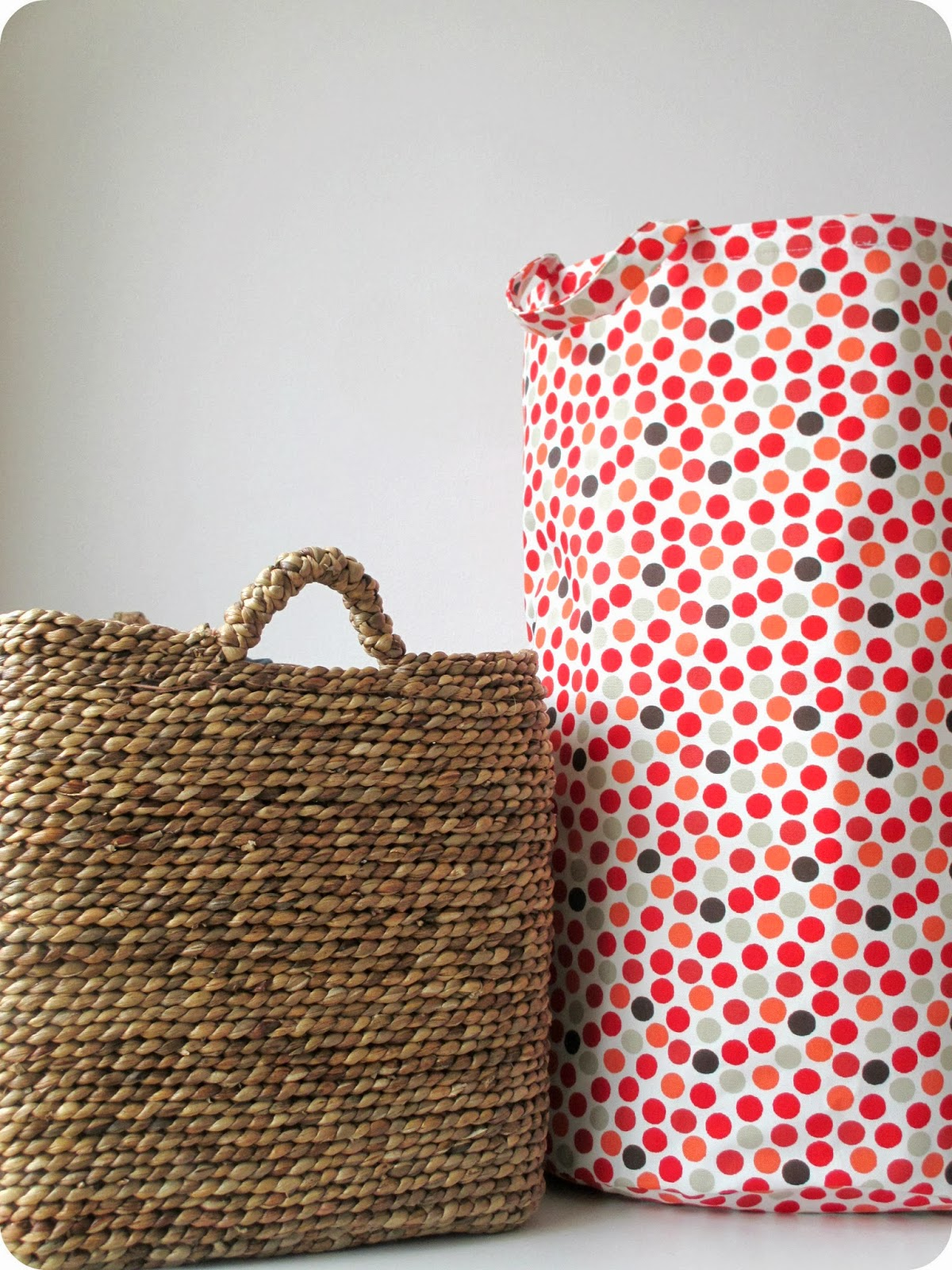 tadaam diy tuto sac de rangement en tissu. Black Bedroom Furniture Sets. Home Design Ideas