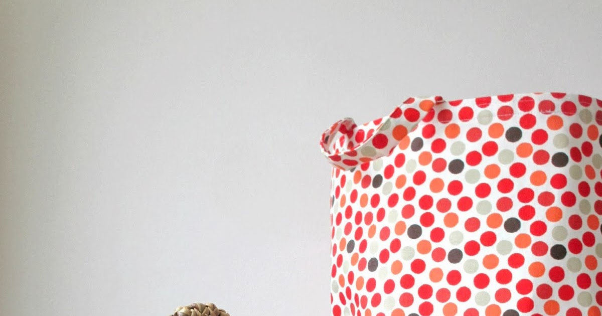tadaam diy tuto sac de rangement en tissu. Black Bedroom Furniture Sets. Home Design Ideas